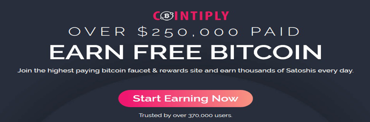 Cointiply Faucet | Highest paying bitcoin faucet & rewards site